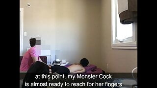Legit Massage Lady Gives in to Monster Cock at 2nd Appointment part1